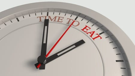 Clock your way to weight loss